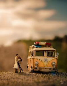 'Road Trip' by Stacycmc (figma female male max_factory male_figure steins;