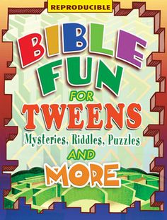 Cokesbury - Bible Fun for Tweens: Mysteries, Riddles, Puzzles, and More