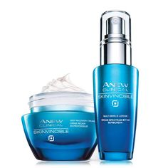 The antidote to the look of environmental damage.Help defend your skin against the visible effects of environmental skin damage. Suitable for sensitive skin. Fragrance free. A $72 value. Regularly $37.00, buy Avon Skincare online at http://eseagren.avonrepresentative.com
