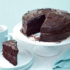 Chocolate Tablea Cake By: Aileen Anastacio The tablea lends a deeper chocolate flavor, with some toasty, nutty, earthy hints that add character to an otherwise ordinary chocolate cake. Of co…