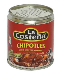 Chiles Chipotles en Adobo, Geräucherte Jalapeño-Chiles in einer Tomatensauce. Chile, Tamales, Tortillas, Guacamole, Ben And Jerrys Ice Cream, Salsa, Desserts, Food, Foods