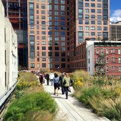 High Line Nueva York abre al público su tercera y última etapa