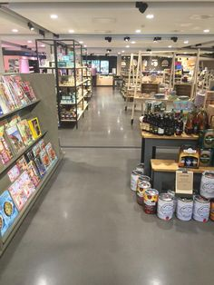 Retail Unit with Mapei Ultratop completed by Polished Concrete Designs. On to the next job now pic.twitter.com/G901kogkwq