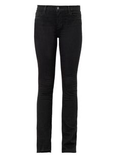 J Brand Remy Photo Ready high-rise boot-cut jeans
