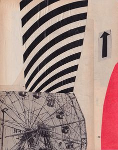 johanna goodman - wonder wheel collage
