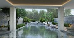 Lalu Hotel & Mixed Use Development - Nanjing - Landscape - SCDA
