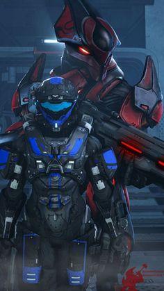 Master Chief And Cortana, Halo Master Chief, Halo Game, Halo 5, Halo Reach, Character Art, Character Design, Halo Armor, Halo Spartan