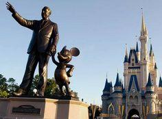 Disney World, Florida