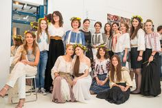Noaptea de Sanziene, Ziua Universala a Iei 2014 la Galateca Bohemian, Costumes, Traditional, Style, Fashion, Swag, Moda, Dress Up Clothes, Fashion Styles