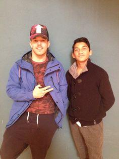 Rafa y Juan