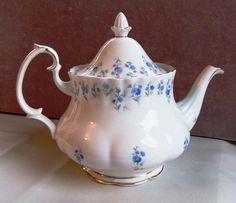 Royal Albert Bone China Memory Lane Large Six Cup by lol1955Shanon, $229.99