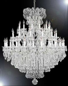 Chandelier for master bedroom?