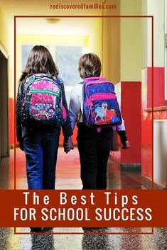 Kids will soon be going back to school. The start of a new school year can bring it's own share of challenges. Check out the incredibly helpful tips I…