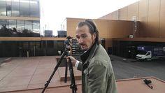 Foto shooting an dem mit dem Umweltpreis ausgezeichneten neuen Standort der Peter Blau Ges.m.b.H. Pictures, Blue