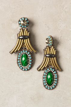 I need to save up... Astoria earring at Anthro