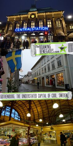 What to see in Gothenburg? Here is a guide to a short winter break in the capital of cool and the understated second city of Sweden!