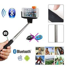 Selfie Stick monopod with built-in bluetooth Remote Shutter from SPL, wireless self shooting extendable monopod with adjustable phone holder for iPhone 6, iPhone 6 Plus, iPhone 5 5s 5c, Android, feel the product now! Splendour-Life http://www.amazon.com/dp/B00Y2P9MJO/ref=cm_sw_r_pi_dp_yj5Jvb0YDZYS7