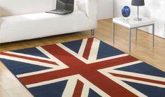 Tappeto Union Jack