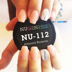 NU 112 Almond Blossom - Nail Dipping Powder This product is for nail & beauty professional use only. Not for resale. Actual color may differ slightly fr...