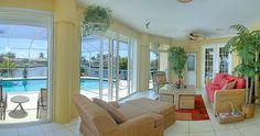 sunny florida room