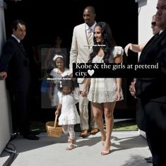 Pretend City, Kobe Bryant Family, Kobe Bryant Pictures, Vanessa Bryant, Real Quotes, Beautiful Couple, Nba, Families, Couples