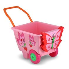 Cheap Melissa & Doug Bella Butterfly Cart Big Discount - http://www.buyinexpensivebestcheap.com/36559/cheap-melissa-doug-bella-butterfly-cart-big-discount/?utm_source=PN&utm_medium=marketingfromhome777%40gmail.com&utm_campaign=SNAP%2Bfrom%2BOnline+Shopping+-+The+Best+Deals%2C+Bargains+and+Offers+to+Save+You+Money   2 to 4 Years, Children's Toys, Educational Toys, Gifts For 2 Year Olds, Gifts For 3 Year Olds, Gifts For 4 Year Olds, Gifts For Four Year Olds, Gifts For Three Ye
