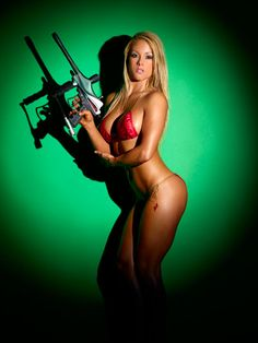 Paintball Girls on Pinterest