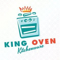 King Oven - Kitchenware logo
