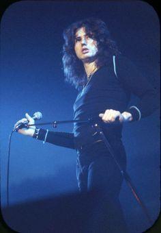 David Coverdale-Whitesnake and Deep Purple............