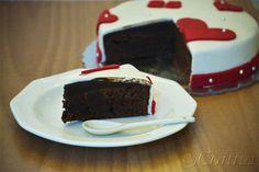 Τούρτα με brownies για τα 25 Brownie Cake, Brownies, Recipies, Pudding, Cooking, Desserts, Food, Cake Brownies, Recipes