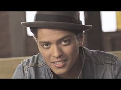 Bruno Mars - Just The Way You Are [OFFICIAL VIDEO] | © 2011 WMG. The official music video for 'Just The Way You Are' by Bruno Mars from doo-wops and hooligans - available now on Elektra Records!    Directed by Ethan Lader  Inspired by the artwork of Erika Iris Simmons