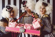 Book Candy Queens Games Usherettes and make your event great entertainment for all ages! Candy Queens are fun and interactive Games Usherettes, find out more about hiring the Games Usherettes & our award-winning service