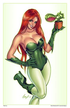 Poison Ivy by Elias Chatzoudis