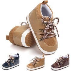 Cheap First Walkers, Buy Directly from China Suppliers:Baby Shoes Spring PU Suede Lace Casual Baby Boy Shoes Fashion Cotton First Walker Gentleman Baby Boy Shoes Best Baby Shoes, Cute Baby Shoes, Baby Boy Shoes, Baby Boots, Boys Shoes, Baby Sneakers, High Top Sneakers, Prince Shoes, Baby Hiking