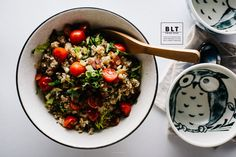Bacon, lettuce and tomatoes come together in this perfectly delicious BLT fried rice recipe.