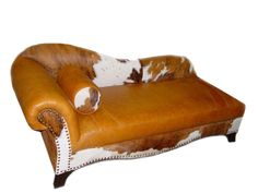 Think Cowhide Is Just For Ranches And Rustic Mountain Lodges? Think Again.