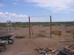 solar powered ranch gates - Google Search