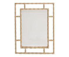 Espejo de pared Inzeller - dorado