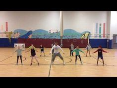Thanks to Juliet Schulein for some of the choreography! Adapted Physical Education, Elementary Pe, Pe Activities, Gaspard, School Sports, Brain Breaks, Beginning Of School, Music Classroom, Dance Videos