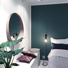 53 Ideas for bedroom green accents wall Bedroom Inspo, Home Bedroom, Master Bedroom, Bedroom Decor, Bedroom Mirrors, Bedrooms, Bedroom Ideas, Bedroom Modern, Trendy Bedroom