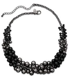Lia Sophia Inked necklace