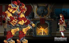 Artix Entertainment Wallpapers! -- MechQuest