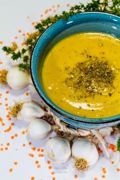 Retete gatite: Supa creme de linte la minut | Ligia Pop