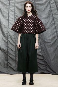 Sfilata Araks New York - Collezioni Autunno Inverno 2014-15 - Vogue