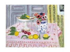 The Pink Tableclloth, Henri Matisse, 1924