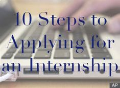 applying for an internship can be a daunting task from beginning to end where do - How To Make Your Resume Stand Out Get Your Resume Noticed