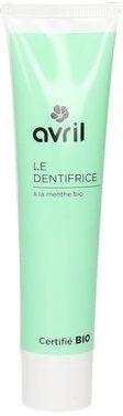 Avril Dentifrice à la Menthe, 75 ml | Ecco Verde