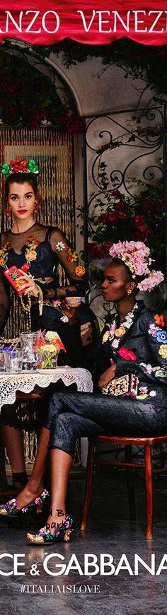 Soulmate24.com Dolce & Gabbana Summer 2016 AD Camgaign ~ ♕♚εїз   BLAIR SPARKLES Mens Style