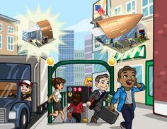 Info on CityVille Subways