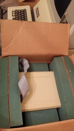 Nice Apple /// collection - Disk /// in its box